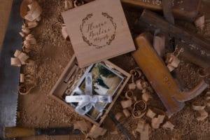 clé USB photographe mariage bohème chic haut de gamme sur marseille provence